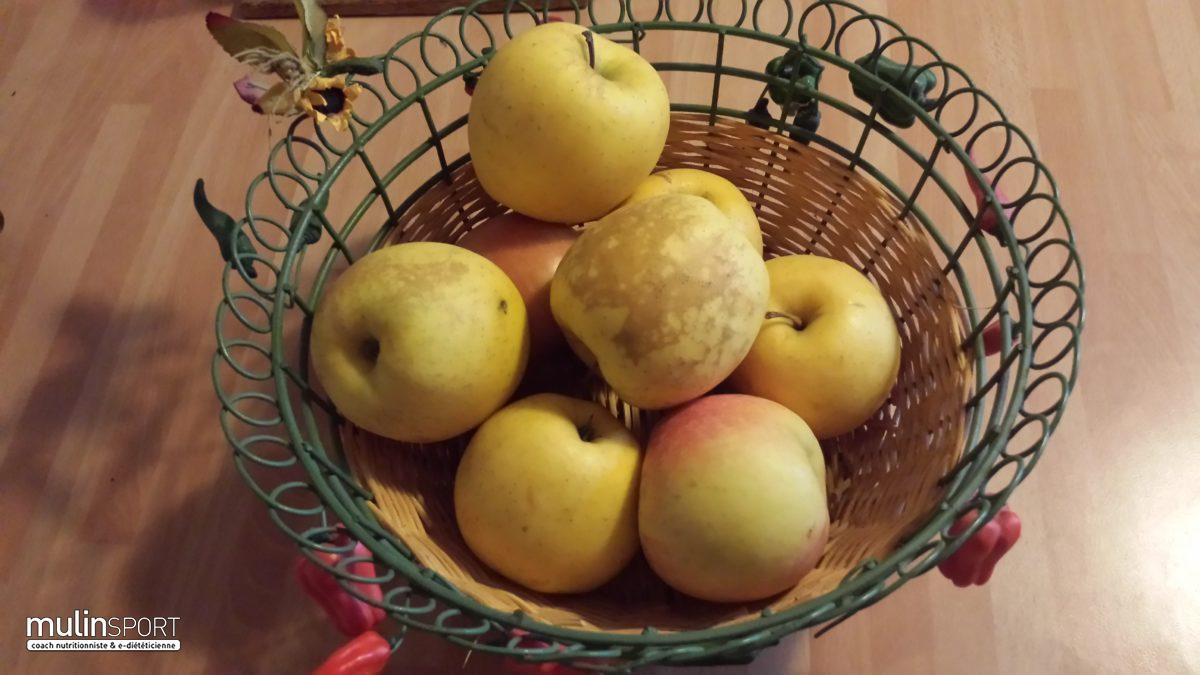 Pourquoi manger des pommes ?