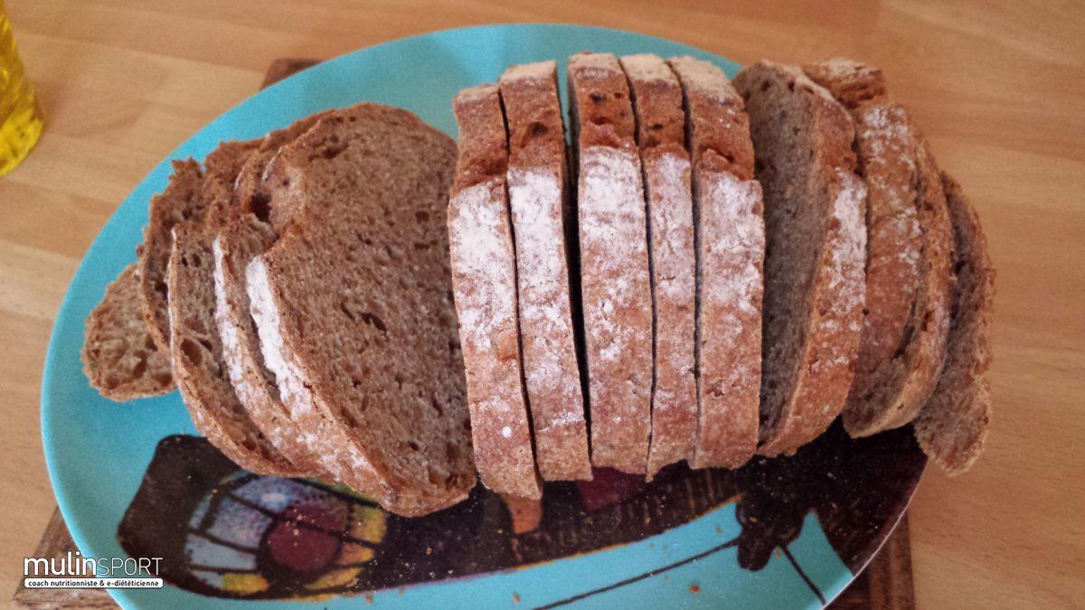 Pourquoi consommer du pain complet ?